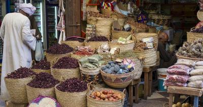 Chan el-Chalili - Kräuter Bazar
