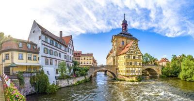 Bamberg - altes Rathaus