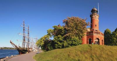 Kiel - Holtenau Leuchtturm