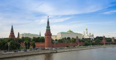 Moskau - Ansicht von Moskau