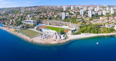 Rijeka - Luftaufnahme