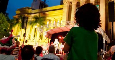 Brisbane Powerhouse - Konzert