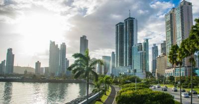 Panama-Stadt - Skyline