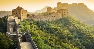 Chinesische Mauer / die Chinesische Mauer