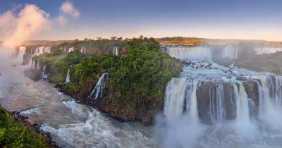 Iguazú-Wasserfälle / Iguazú-Wasserfälle