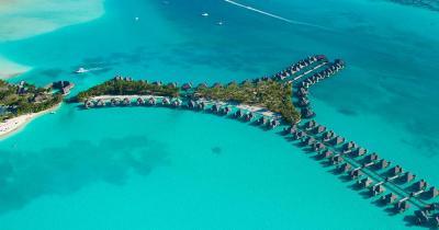 Tahiti / Panoramabild von Tahiti