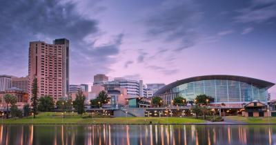 Adelaide / die Stadt von Adelaide