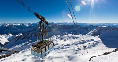 Garmisch-Patenkirchen - Gletscherbahn