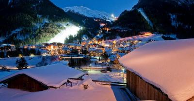 Ischgl - In der Winternacht