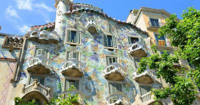 Casa Batlló / das Casa Batlló