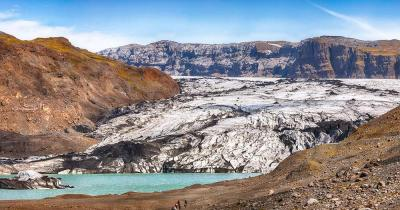 Arctic Coast Way / Solheimajokull Gletscher