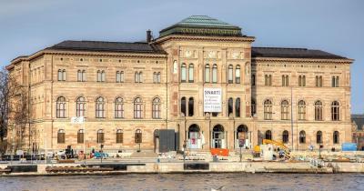Staatliches Historisches Museum Stockholm / das Staatliches Historisches Museum Stockholm