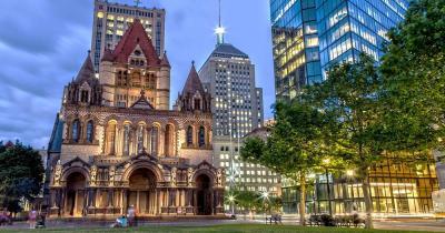 Trinity Church Boston / Trinity Church Boston