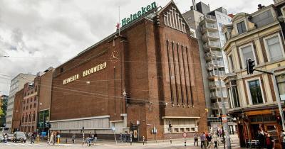 Heineken Experience - die Brauerei