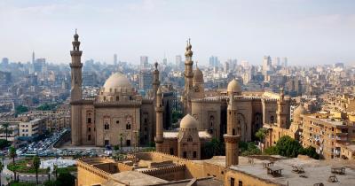 Ägypten - Kairo in Ägypten