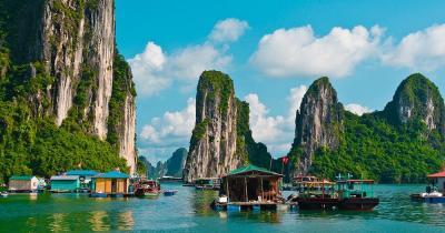 Vietnam - Halong Bay in Vietnam