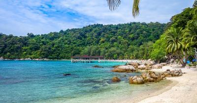 Perhentian Islands - der Schildkrötenstrand, Perhentian Islands