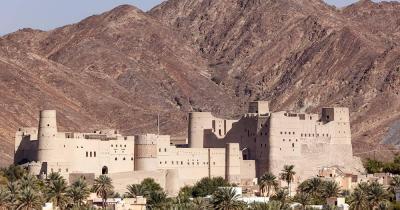 Festung von Bahla - die Festung von Bahla