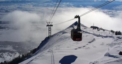 Jackson Hole - Jackson Hole Tram