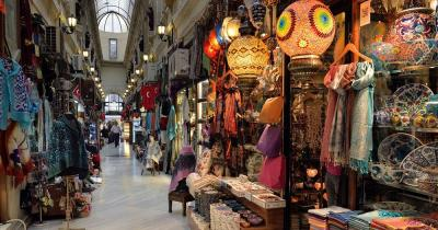 Istanbul - Great Bazaar of Instanbul
