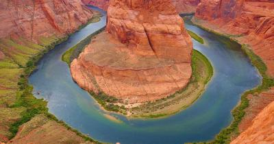 Arizona - The Colorado River formed the Grand Canyon