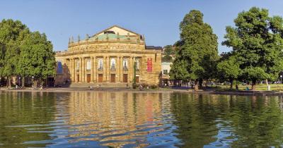 Stuttgart - Opera of Stuttgart