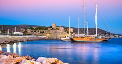 Bodrum - View of the landscape