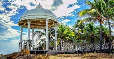 Montego Bay - beach pavilion