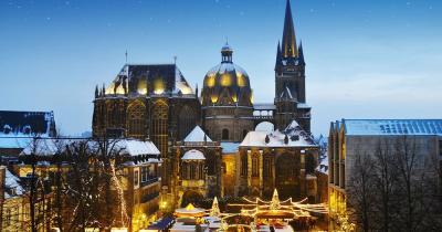 Aachener Weihnachtsmarkt - Weihnachtsmarkt in Aachen