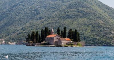 Kotor - Sveti Dorde island
