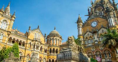 Mumbai - Victoria Station