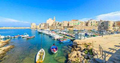 Sizilien - Malerischer Fischerhafen