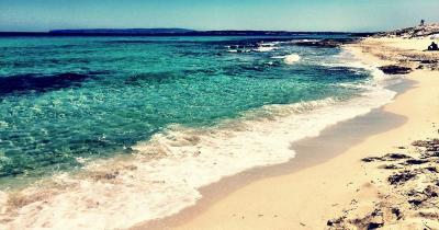 Formentera - Weisser Sandstrand