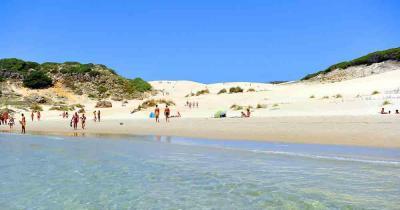 Costa de la Luz - Menschen am Meer