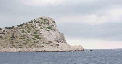 Palagruza - Ausblick auf das Meer