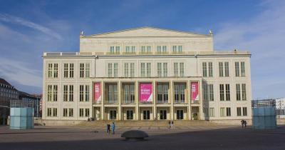 Leipzig - Operngebäude