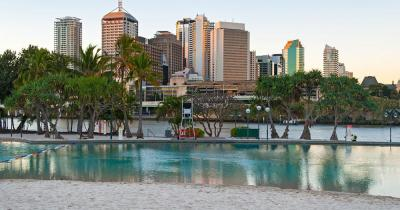 Brisbane - Streets Beach
