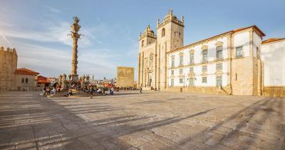 Porto - Se Catedral