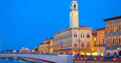 Pisa - Blick auf die Stadt