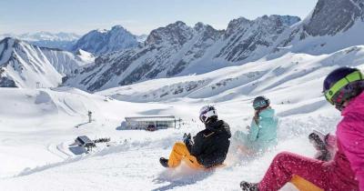 Garmisch-Patenkirchen - Winter Rodelfreuden