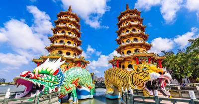 Kaohsiung - Kaohsiung Lotus Pagode