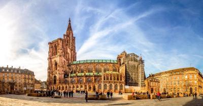 Straßburg - Straßburger Münster