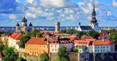 Tallinn - Mittelalterliche Altstadt von Tallinn