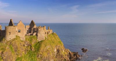 Causeway Coast - Dunluce Castle