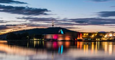 Canberra - Lake Burley Griffin