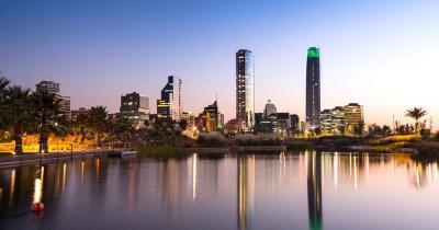 Santiago - Bicentennial Park