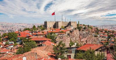 Ankara - Burg Ankara