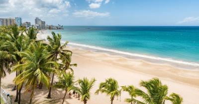 San Juan - Karibischer Traumstrand