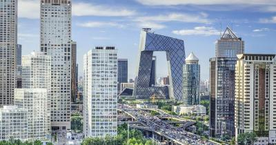 Peking - Der Finanzdistrict