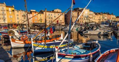 Saint Tropez - der malerische Hafen